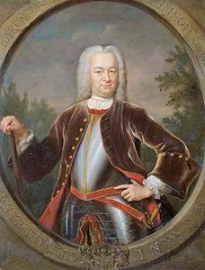 Portret van Gustaaf Willem van Imhoff (1705-1750)