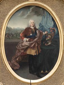 Portret van Poul Vendelbo Løvenørn (1686-1740)