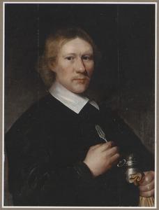 Portret van een 35-jarige man