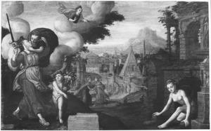 Allegorie van Vrede en Gerechtigheid
