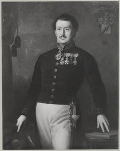Portret van Georg Ludwig Carl Heinrich van Ranzow (1794-1866)