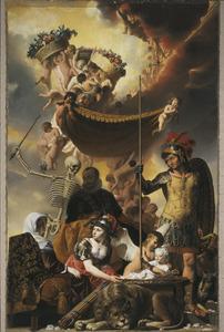 De geboorte van Frederik Hendrik