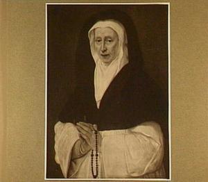Portret van Isabella Nicolaesdr. van Grijpskerke (1499-1557)