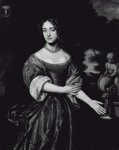 Portret van Saepck van Aylva (1656-1721)