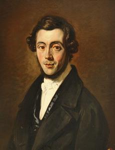 Portret van Egbertus Jacobus van Schaick
