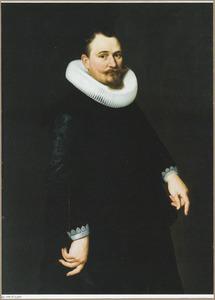 Portret van Pieter Merchijs (1582-1628)