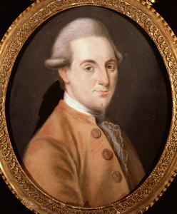 Portret van Maarten Philibert Pauw (1747-1795)