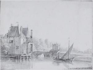 De Schalkwijkerpoort te Haarlem