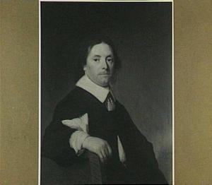 Portret van André de Villepontoux (....-1663)