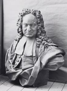 Portret van Arnoldus Drakenborgh (1684-1748)