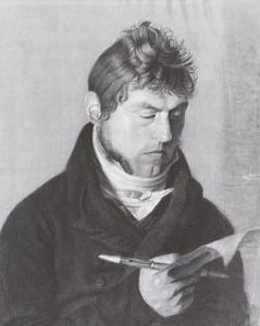Portret van Joost Zeeman (1776-1845)