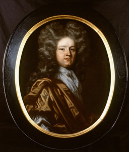 Portret van Johan Theodorus (Theodoor) Wierts (1674 -1722)
