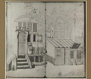 Huis met pothuis