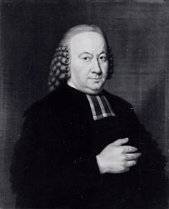 Portret van Carolus Segaar (1724-1803