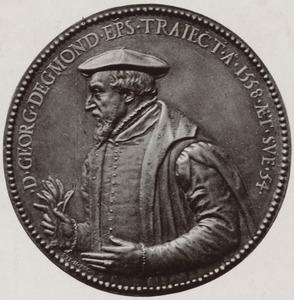Portret van George van Egmond (1504-1559)