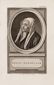 Portret van Kenau Simonsdr. Hasselaer (1526-1589)
