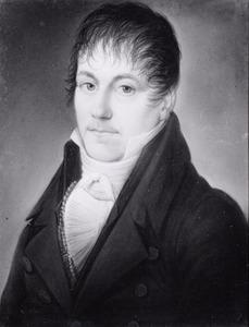 Portret van Joost Adriaan van Hamel (1779-1820)