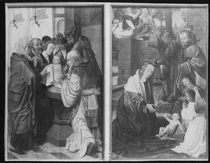 De besnijdenis; De geboorte