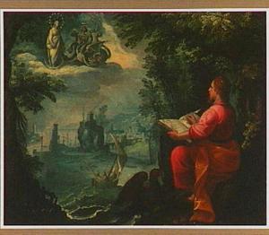 Johannes op Patmos