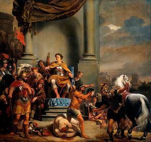 Titus Manlius Torquatus laat zijn zoon Titus Manlius onthoofden