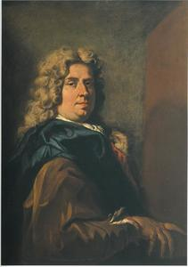 Zelfportret van Sebastiano Ricci (1759-1734)