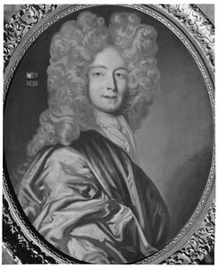 Portret van Gaspar van Kinschot (1676-1759)