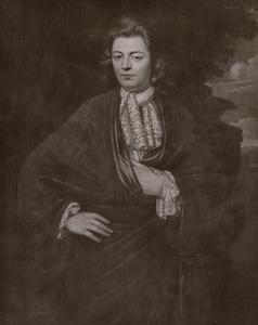 Portret van een man, waarschijnlijk Mattheus Lambertus van Eck (1664-1708)