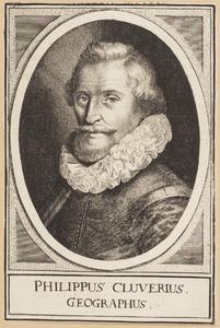 Portret van Philipp Cluver (1580-1622)