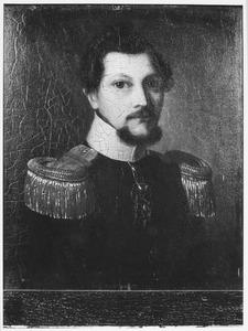 Portret van Laurent Mathieu Brialmont (1789-1885)