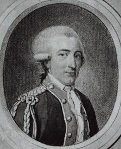 Portret van Rudolf Christiaan van Rechteren (1749-1812)
