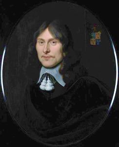 Portret van Adriaen Prins (1625-1668)