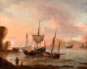 Schepen voor mediterrane kust