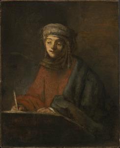 Schrijvende evangelist