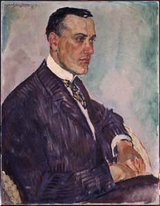 Portret van dr. J.F.S. Esser (1877-1946)