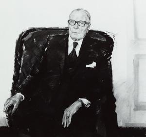 Portret van Frederic Hermanus Boers (1890-1984)