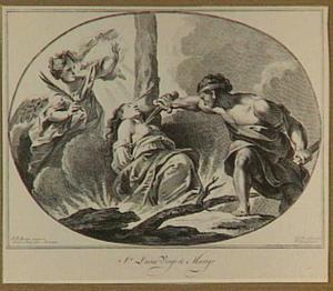 Marteling van de Heilige Lucia