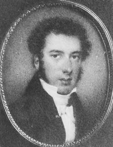 Portret van Eduard Isaak Asser (1809-1894)