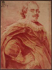 Portret van Peeter Stevens (....-1668)