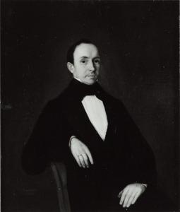 Portret van Herman Cornelius Brenninkmeijer (1821-1898)