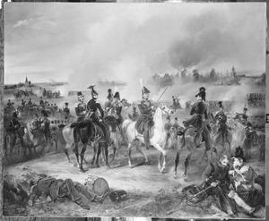 De Slag bij Thienen, 1832