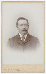 Portret van Hermanus Idenburg (1864-1929)