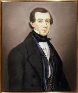 Portret van Cornelis Kikkert (1829- )