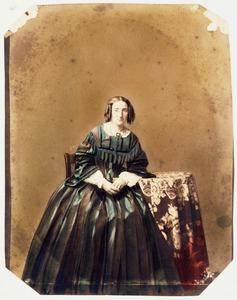 Portret van Henrietta Johanna Versfelt (1814-1886)