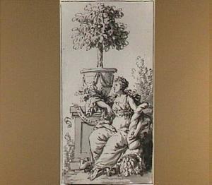 Allegorie op de Welvaart