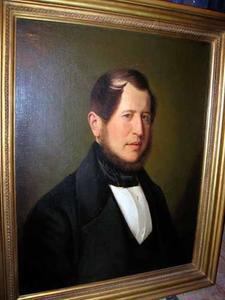 Portret van Pierre Emile de Salve de Bruneton (1802-1852)
