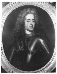 Portret van Johan Willem Friso van Oranje- Nassau (1687-1711)