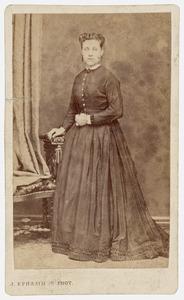 Portret van Elisabeth Johanna van Zoest ( -1913)