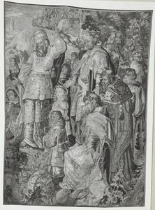 Alexander de Grote en Jaddua