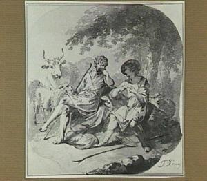 Mercurius, Argus en Io (Metamorfosen 1:668-721)