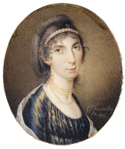 Portret van Maria Catherina Pelerin (1773-1799)